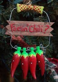 adorable hanging chili pepper sign feelin chili ornament will