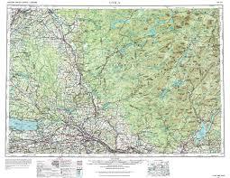 Usgs Topographic Maps New York Topo Maps Topographic Maps 1 250 000