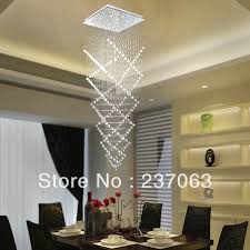 Best Selling Chandeliers Free Shipping Wholesales Large Square Chandelier Modern