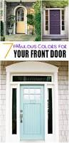 7 fabulous front door colors picky stitch