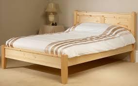 solid wood bed frames uk frame decorations