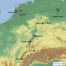 Wittenberg Germany Map by 500th Anniversary Reformation Tour U2013 Reformation Tours