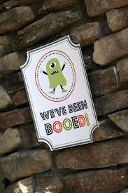 Halloween Boo Printables 13 Free You U0027ve Been Boo U0027ed Printables
