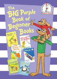 by p d the big purple book of beginner books by p d eastman