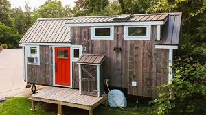 Rustic Modern House Rustic Modern Tiny House For Sale Tiny House Listing Youtube