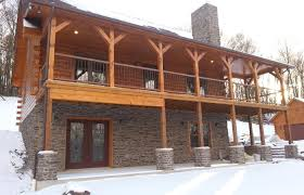 log home floor plans with basement log home floor plans unique house with walkout basement ranch small
