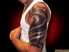 Badass Tribal Sleeve - my tribal things i tribal tattoos