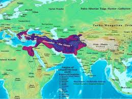 middle east map moses time ancient middle east and