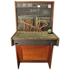 vintage western electric telephone switchboard for sale at 1stdibs