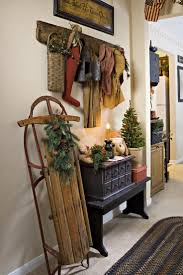 197 best rustic primitive decorating images on pinterest 70 best old sleds images on pinterest christmas sled christmas