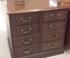 Wood File Cabinets With Lock by Eye 2 Drawer File Cabinet Home File Storage Office Desk Then