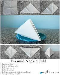 how to make table napkins 78 best how to fold a napkin images on pinterest table decorations