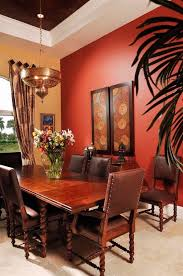 demystifying colour for your interiors orange accent walls