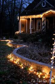 trim a home outdoor christmas decorations 25 unique christmas lights outside ideas on pinterest outside