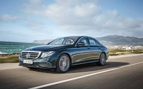 green mercedes 2017 mercedes benz e class review gtspirit