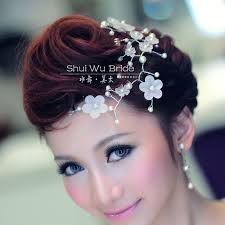 wedding accessories new beaded bridal flower hair accessories