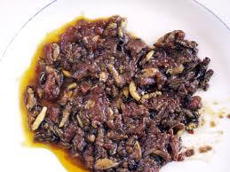 recette cuisine creole reunion photo cari guêpes recette de cuisine créole photo la réunion n 4707