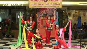 parade ribbon ribbon parade lunar new year festival 2016