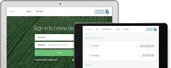 fresh new face of online banking standard chartered uganda