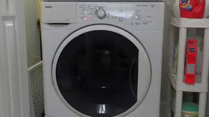 Gas Clothes Dryers Reviews Kenmore He2 Front Loader Washer Complete Cycles U0026 Dryer Youtube