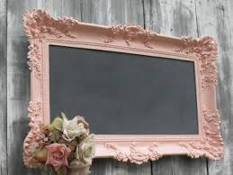 shabby chic wedding decor chalkboard x large framed wedding black