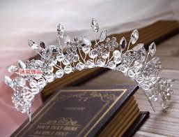 wedding accessories store aliexpress buy handmade tiara novia bridal