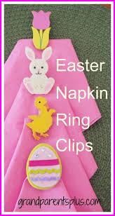 easter napkin rings easter napkin ring grandparentsplus