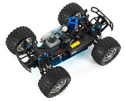 nitro rc monster trucks volcano s30 1 10 rtr 4wd nitro monster truck by redcat racing