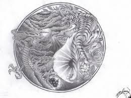 ying yang design by stuck in iowa yin yang tiger