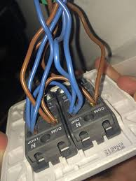 electrical how do wire this 2 gang dimmer switch home