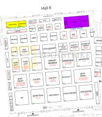 floor plan map hall 6 singapore expo sitex 2015 sitex 2015