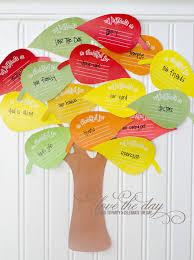 free thanksgiving tree printable thanksgiving traditions be