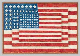 Flag 48 Stars Three Flags U0027 And Other Rare Jasper Johns Works Unveiled At The Broad