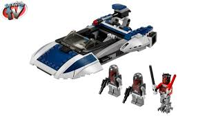 lego star wars mandalorian speeder 75022 toy review youtube