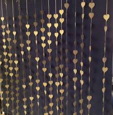 wedding backdrop etsy gold hearts photo booth backdrop wedding curtain ceremony