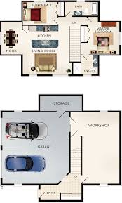 Cotswold Cottage House Plans by Beaver Homes And Cottages Cotswold I