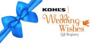 kohl wedding registry wedding registry i do weddings by sheri