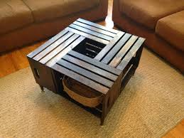 Wine Crate Coffee Table Diy by Party Inspiration Spotlight Party Dear Creatives
