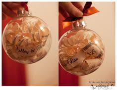 diy ornament clear bulb acrylic paint stickers and tinsel
