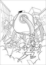 holiday coloring pages incredibles coloring pages free