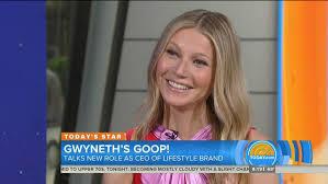 Gwyneth Paltrow Why Gwyneth Paltrow Is Putting Acting On The Backburner E News