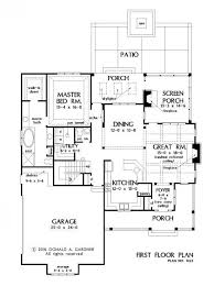 home plan the carson by donald a gardner architects