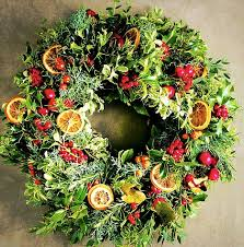 why buy a wreath when you can make your own for nothing