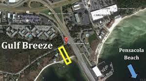 Gulf Breeze Florida Map by 1400 Blk Soundview Trl Gulf Breeze Fl 32561 Mls 503318