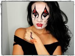 Halloween Female Makeup by Halloween 2012 Makeup Look Psycho Ex Youtube