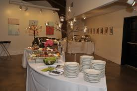 Buffet Set Up by Gallery Catering Buffet Set Up In White Welcome To Defoorcentre Com