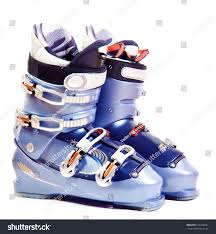 ski boots isolate on white stock photo 516318391 shutterstock