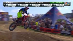 ama motocross high point 2017 250 class moto 2 youtube