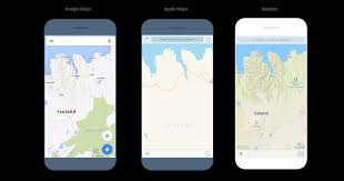 Here Maps Android Mobile Mapbox