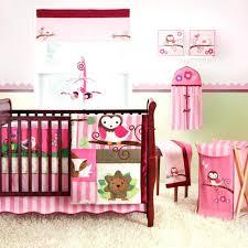 Dahlia Crib Bedding Dahlia Nursery Bedding Set Baby Crib Bedding Purple Baby